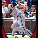 Chris Young - Diamond Backs 2011 Bowman Baseball Trading Card #135