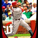 Justin Upton - Diamond Backs 2011 Bowman Baseball Trading Card #68