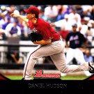 Daniel Hudson - Diamond Backs 2011 Bowman Baseball Trading Card #102