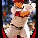 Miguel Montero #4 - Diamond Backs 2011 Bowman Baseball Trading Card