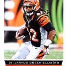 Benjarvus Green-Ellis - Bengals 2013 Score Football Trading Card #44
