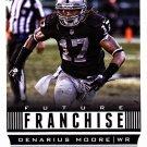 Denarius Moore - Raiders 2013 Score Football Trading Card #321