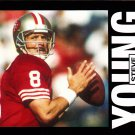 Steve Young - 49ers 2013 Topps Archives Football Trading Card #55
