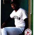 Lee Smith - Red Sox 1989 Upper Deck Baseball Trading Card #521