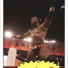Booker T - WWE 2012 Topps Heritage Wrestling Trading Card #45