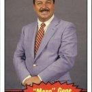 Mean Gene Okerlund - WWE 2012 Topps Heritage Wrestling Trading Card #89