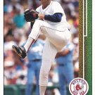 Dennis Lamp - Red Sox 1989 Upper Deck Baseball Trading Card #503