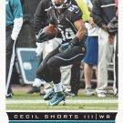 Cecil Shorts III - Jaguars 2013 Score Football Trading Card #96