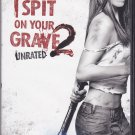 I Spit on Your Grave 2 DVD 2013 - Like New