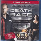 Death Race Blu-ray Disc 2008, 2-Disc Set Unrated - Like New