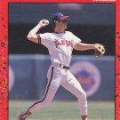 Kent Anderson - Angels 1990 Donruss Baseball Trading Card #490
