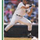 Oscar Azocar - Yankees 1991 Upper Deck Baseball Trading Card #464