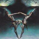 Libra - Boris 1992 Fantasy Art Trading Card #55