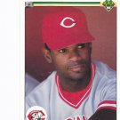 Rolando Roomes - Reds 1990 Upper Deck Baseball Trading Card #170