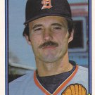 David Vance Tobik - Tigers 1983 Donruss Baseball Trading Card #385