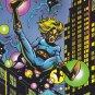 Speedball - 1993 Marvel Comic Trading Card #23