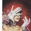 Eleven or One - Linsner 1995 Fantasy Art Trading Card #2