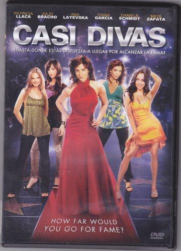 Casi Divas DVD 2009 - Like New