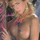 Michele #U10 Hustler 1994 Embossed Adult Sexy Trading Card