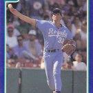 Bill Pecota - Royals 1991 Score Baseball Trading Card #513