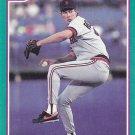 Jeff Robinson - Tigers 1991 Score Baseball Trading Card #129
