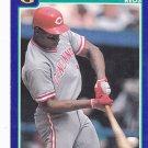 Glenn Braggs - Reds 1991 Score Baseball Trading Card #18