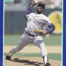 Alan Mills - Yankees 1991 Score Baseball Trading Card #73