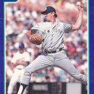 Lee Guetterman - Yankees 1991 Score Baseball Trading Card #34