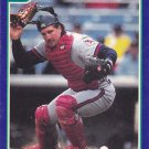 Lance Parrish - Angels 1991 Score Baseball Trading Card #37