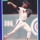 Johnny Ray - Angels 1991 Score Baseball Trading Card #31