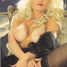 Kristian #U3 -  Hustler 1994 Embossed Adult Sexy Trading Card