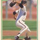 Rafael Novoa - Giants 1991 Score Baseball Trading Card #366