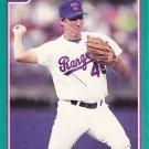 Charlie Hough - Rangers 1991 Score Baseball Trading Card #141