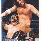CM Punk #36 - WWE 2010 Topps Wrestling Trading Card