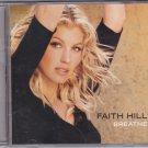 Breathe by Faith Hill CD 1999 - Like New