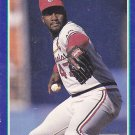 Lee Smith - Cardinals 1991 Score Baseball Trading Card #81