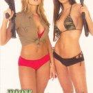 Tayna & Kitana - 2003 Sexy Bench Warmers Trading Card #290