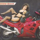 Extreme Speeds  - 1996 Sexy RF900R Promo Trading Card #1