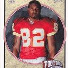 Dwayne Bowe - Chiefs 2007 Rookie Upper Deck Football Trading Card #113