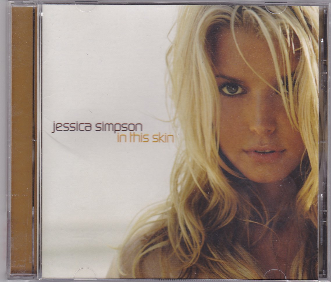 In This Skin by Jessica Simpson CD 2003 - Very Good