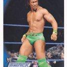 Kofi Kingston - WWE 2010 Topps Wrestling Trading Card #23