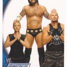 Straight Edge Society - WWE 2010 Topps Wrestling Trading Card #76