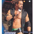Tyler Reks #33 - WWE 2010 Topps Wrestling Trading Card
