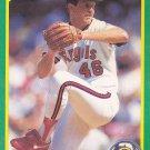 Dan Petry #211 - Angels 1990 Score Baseball Trading Card
