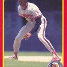Devon White - Angels 1990 Score Baseball Trading Card #312