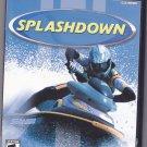 Splashdown - PlayStation 2, 2001 Video Game - COMPLETE - Very Good