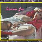 Sammi Joe #108 Hustler 1993 Adult Sexy Trading Card
