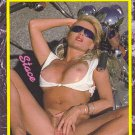 Stace #182 Hustler 1993 Adult Sexy Trading Card, FREE SHIPPING