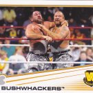 The Bushwhackers - WWE 2013 Topps Wrestling Trading Card #88