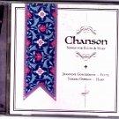 Jeannine Goeckeritz-Chanson - Songs for Flute & Harp CD - Very Good